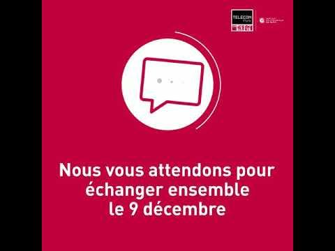 Journée Portes Ouvertes virtuelle mercredi 09/12/2020