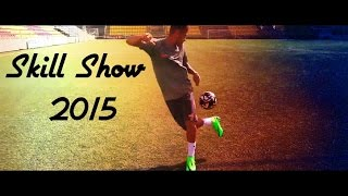 Neymar Jr. ☆ Ultimate Freestyle Skill Show 2015 ☆ [New] Hd