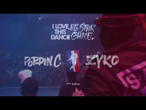 Popping C vs Zyko Dance bTtle 2017