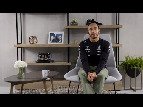 Interview: Formula One Champion Lewis Hamilton & CrowdStrike