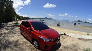 New Toyota Yaris 2015, 2016 Video review  new Toyota Yaris 2015, 2016