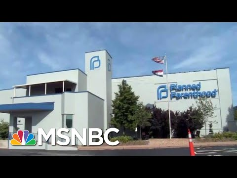 Clinic Prioritizes Patient Care Over GOP Anti-Abortion Stunt | Rachel Maddow | MSNBC