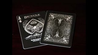 Bicycle Shadow Masters Deck // Ellusionist