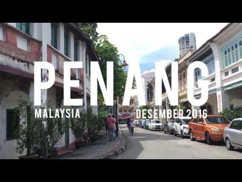 Trip to Penang, Malaysia | 2016 | Qintan Adjani