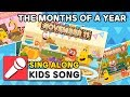 Download THE MONTHS OF A THE YEARS | LARVA KIDS | SING ALONG | KIDS SONG | 2 MIN  | LEARNING SONGS MP3 song and Music Video