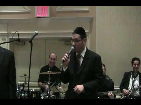 Dovid Gabay And Avrumi Flamm Sing Vehi Sheomdoh With Merakdin Orchestra.mp4