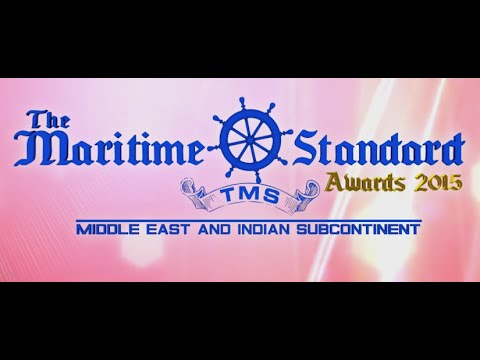 The Maritime Standard Awards-Ship Manager of the Year