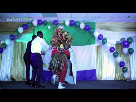 Culture of Sierra Leone (54th  INDEPENDENCE DANCE LONDON)