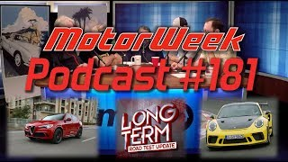 MW Podcast 181: Long-Term Test Roundup, Ford Cancels Sedans, and More!