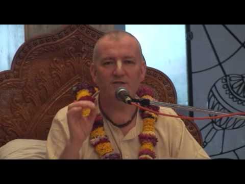 Praghosh Prabhu - Lecture - Vedic Administration