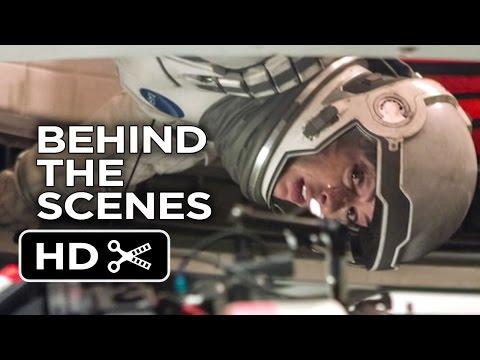 Interstellar Behind The Scenes - Zero Gravity (2014) - Anne Hathaway, Matthew McConaughey Movie HD