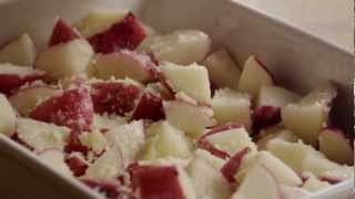 Red Potato Recipe - How To Make Garlic Red Potatoes