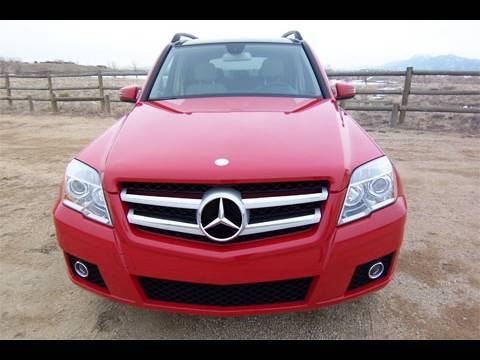 2010 mercedes benz glk 350 review youtube. Black Bedroom Furniture Sets. Home Design Ideas