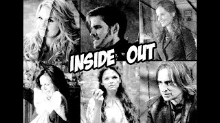 INSIDE OUT Trailer #1 ⓃⒷⓇ OUAT/Once Upon A Time Style