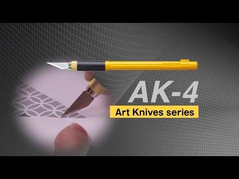 AK-4 / OLFA Art Knives Series