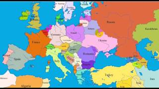 طريق الهجرة الي اوروبا من اكرانيا 2018