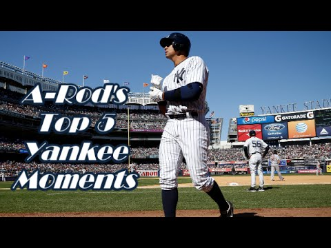 A-Rod's Top 5 Yankee Moments | #ThankYouAlex | FORG1V3