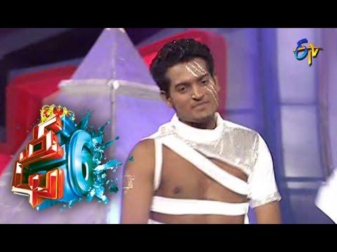 Hello Rammante Vachesinda Song - Sekhar Performance - 23 - Dhee 6 - ETV Telugu