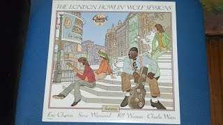 CH-9297 The London Howlin' wolf sessions Off the record ザ・ロンド...