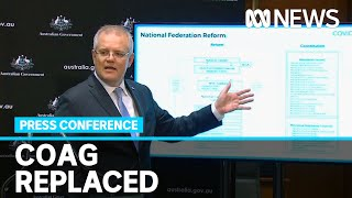 Pm Says National Cabinet Here To Stay, Will Replace Coag Meetings In Wake Of Coronavirus | Abc News