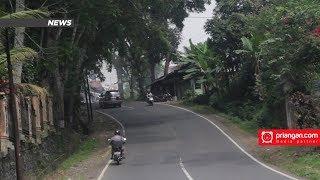 Gelap, Hati hati Lewat Jalur Tasik Bandung via Garut