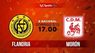 Flandria vs Deportivo Moron full match
