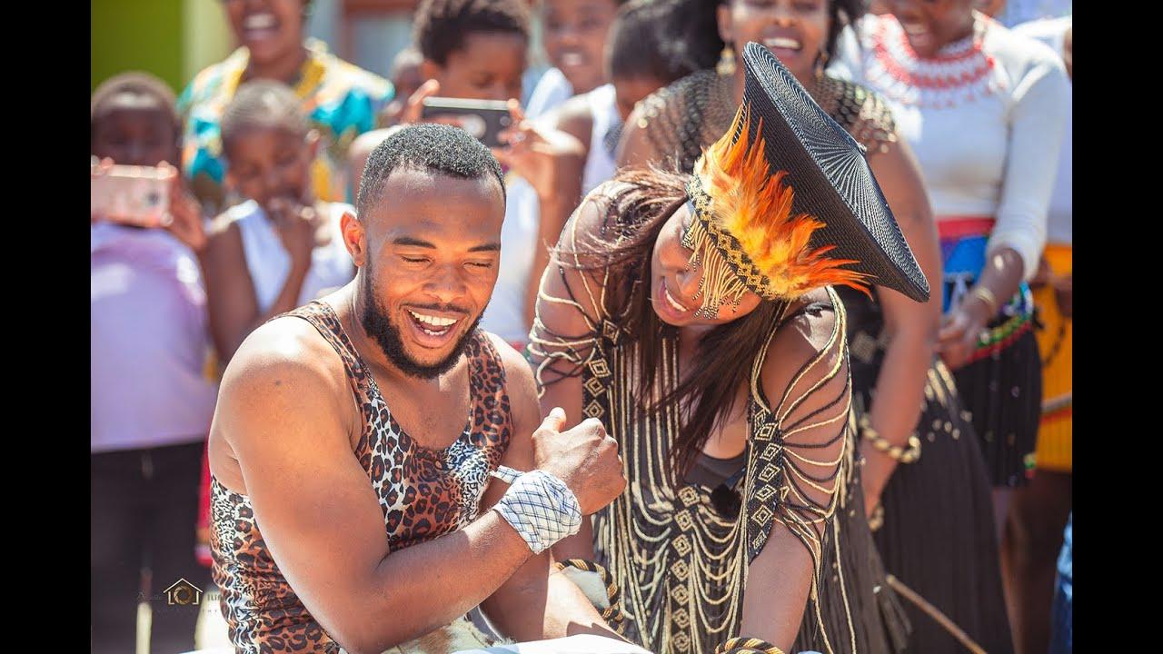 Download Zulu wedding highlight [Khumbulani & Sinethemba]
