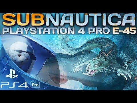 Subnautica PS4 Pro Deutsch Rettungsmission Playstation 4 German Deutsch Gameplay #45