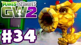 Plants vs. Zombies: Garden Warfare 2 - Gameplay Part 34 - Rock Pea! (PC)