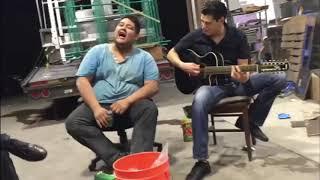 Ivan rascon imitando a Remmy y Larry Hernandez