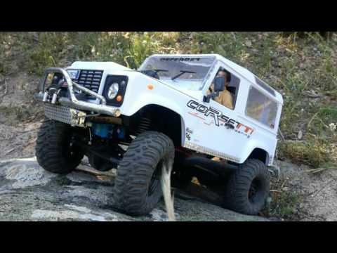 Defender Corsetti & Jeep