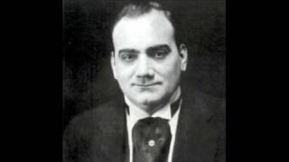 Enrico Caruso and Pasquale Amato sing duet from  La Forza del Destino