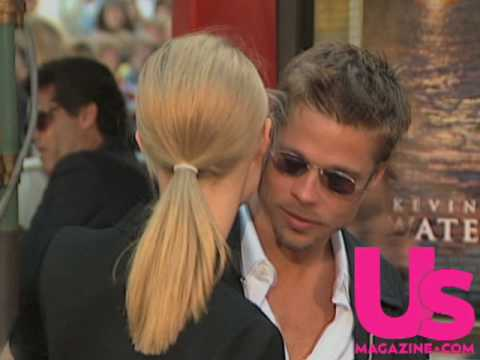 See Brad Pitt's Facial Hair Evolve!
