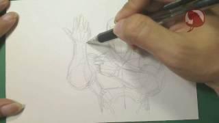How I Draw [HD Series 1] Ep. 1