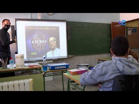 El profesor del 'Príncipe Felipe' Pablo Duo, nominado a mejor docente de España