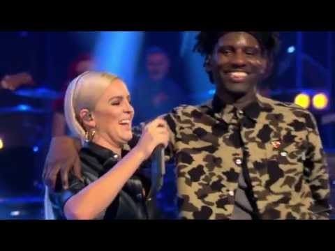 Wretch 32 - Alright With Me ft. Anne-Marie LIVE on Bring The Noise