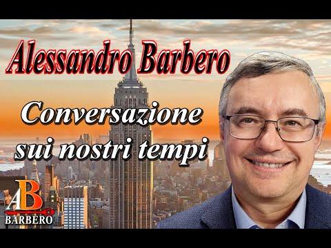 Alessandro Barbero - Conversazione sui nostri giorni