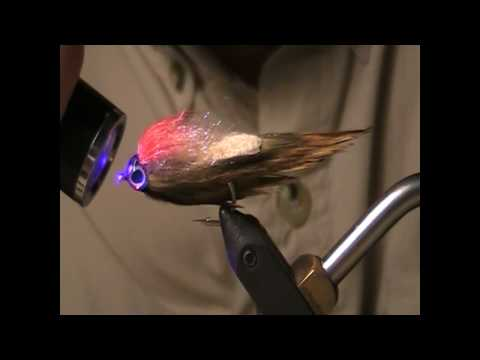 Tying Flies with Loon Outdoors UV Light