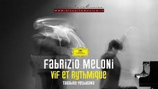 Finalmente disponibile il disco di Fabrizio Meloni, primo clarinett...