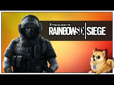 tom-clancy's-rainbow-six-siege-funtage!---shield-ace,-tactical-tea-bag,-castle-defend,-bomb-bashing!