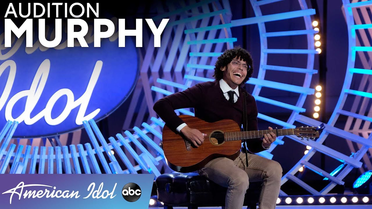 Completely Original! Murphy Is Unlike Any Other Artist We've Seen! - American Idol 2021