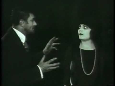 Alfred Abel e Pola Negri,1921. Canta Nelson Gonçalves,1955. Tortura Mental