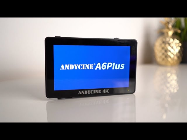 AndyCine A6 Plus - Must Have for Solo Filmmakers!