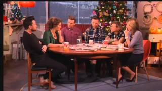 McFly - Dougie, Danny and Harry on Sunday Scoop