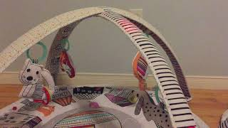 Skip Hop City Lights and Sounds Play Mat Review