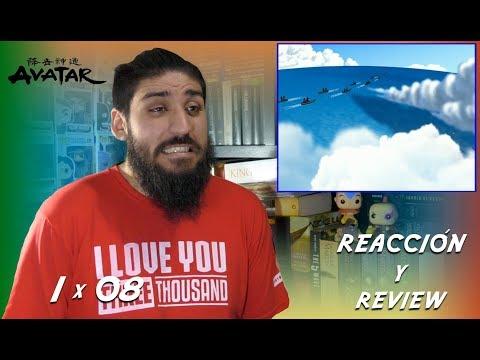 "Avatar 1x08: ""Avatar Roku: Winter Solstice, Part 2"" - Reacción y Review - Reaction"
