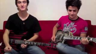 Video Beast And The Harlot Guitar Cover   by Critical Acclaim Avenged Sevenfold Tribute Band download MP3, 3GP, MP4, WEBM, AVI, FLV Juli 2018