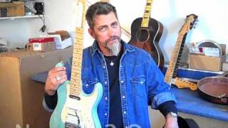 Steve Farris - Aqua Strat