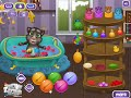 Baby Talking Tom Bathing - Happy Kids Games and Tv - Free Online Games