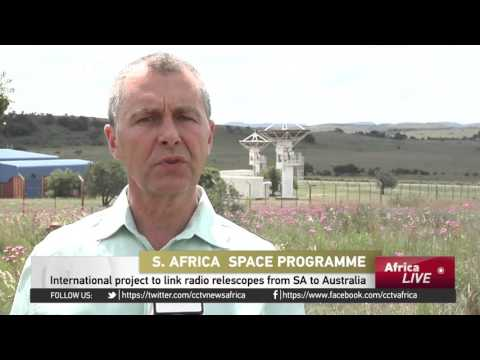 South African National Space Agency creates drought observatory